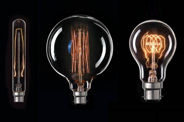 carbon filament globes various image